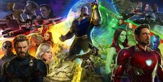◼️ The first official trailer of Avengers is released: Infinity War, directed by the Russo brothers and starring almost all the superhero...