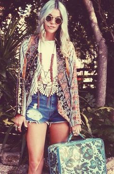 Clothes Fashion These Days what Chic Boho Dress Discount Code either Boho Style Festival Outfits once Boho Chic Clothing Sydney under Boho Chic Fashion Hippie Gypsy Style, Boho Gypsy, Hippie Style, Bohemian Style, Hippie Boho, Boho Chic, My Style, Bohemian Outfit, Look Festival