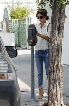 I always have to return and put more money in the parking meter........