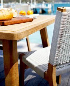 Eco Outdoor - Furniture - Dining + Bar Tables - Waratah