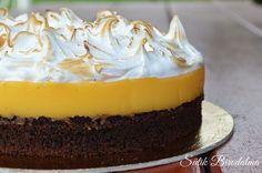SÜTIK BIRODALMA: Habos citromkrémes torta