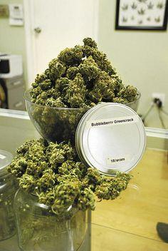Bubbleberry ~ marijuanachecks.com