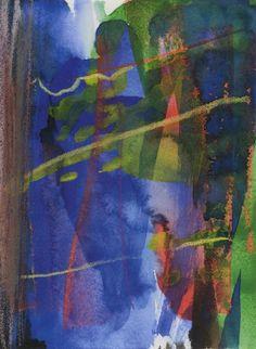 Gerhard Richter -  Landscape 3