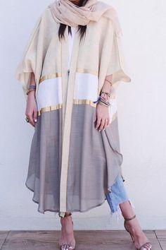 Modern Hijab Fashion, Street Hijab Fashion, Modesty Fashion, Abaya Fashion, Muslim Fashion, Beautiful Dress Designs, Stylish Dress Designs, Mode Abaya, Mode Hijab