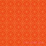 Zen Chic Comma Swinging Tangerine [MODA-1513-26] - $10.45 : Pink Chalk Fabrics is your online source for modern quilting cottons and sewing patterns., Cloth, Pattern + Tool for Modern Sewists