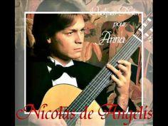 ❤♫ Nicolas de Angelis - Recuerdos de La Alhambra 阿罕布拉宮的回憶 - YouTube Music Is Life, Violin, The Voice, Music Instruments, Youtube, Musical Instruments, Youtubers, Youtube Movies
