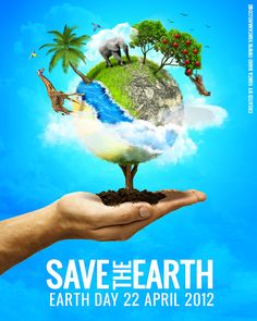 essay on save nature in english