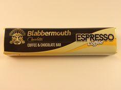 Espresso Coffee Chocolate Bar, Single