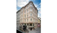 Hotel Beethoven Vien, Vienna Das Hotel, Central Europe, Multi Story Building, Street View, City, Summer, Search, Google, Photos