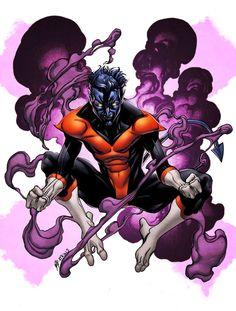 Nightcrawler-Marvel