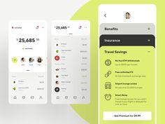 Online banking - finance app concept