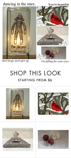 """""""Etsy n.3"""" by acasaconmanu ❤ liked on Polyvore"""