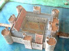 Inside Bodiam Castle | Bodiam Castle