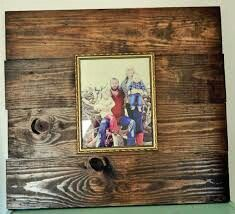 Recycled cheap photo frames