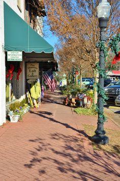 Small Town Live! #harriscountyga #smalltownliving