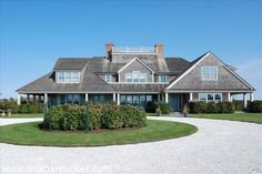 Nantucket Style Homes | Nantucket Style....The Cottage Mix