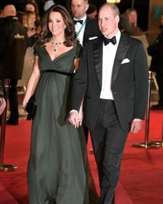 """575 Likes, 8 Comments - Red Magazine (@redmagazine) on Instagram: """"Kate and Wills looking 💥💥💥 at the #BAFTAS (📸Getty)"""""""