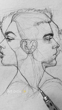 Art pins ✨