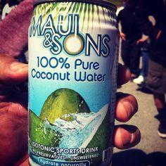 Maui & Son's original surf water.
