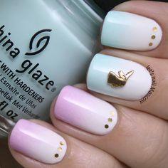 manucure-ombré-rose-bleu-pastel-nail-art-été