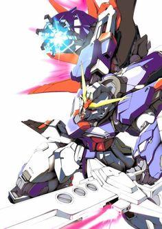 Mobile Suit Gundam SEED Destiny - ZGMF- X42S Destiny Gundam