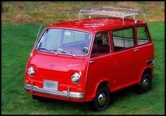 Stanley - A 1970 Subaru 360 Van (Sambar). How do I love thee Volkswagen, Subaru Impreza, Caravan, Kei Car, Microcar, Vanz, Subaru Cars, Cool Vans, Sweet Cars