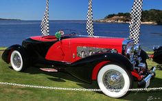 1931 Duesenberg J Figoni Speedster