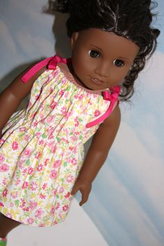 Hey, I found this really awesome Etsy listing at https://www.etsy.com/listing/453056976/18-inch-doll-like-american-girl-pink-and