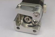 3D printer parts Reprap Printrbot aluminum extruder DIY direct drive Extruder kit/set (no motor) compact extruder top quality