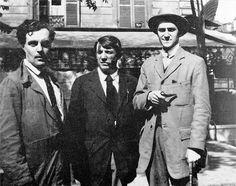 Modigliani, Picasso and André Salmon - Amedeo Modigliani - Wikipedia