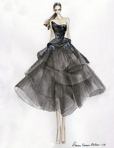 nice JINYUKUANG, dknyprgirl:   Design inspiration for Greta... Fashion illustration Check more at http://pinfashion.top/pin/44147/