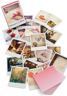 Instant Attraction Notecard Set, #ModCloth $15