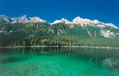 Lago-di-Tovel Trentino Alto Adige