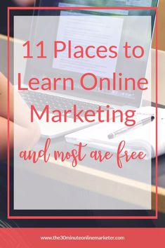 11 online marketing