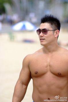 Unknown Korean Hunk | ZoaZoa : Men's Health