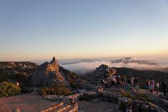 Table Mountain/ Tafelberg Kapstadt
