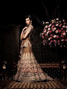 Indian Bridal- Quietly Royal!  Posted by Soma Sengupta