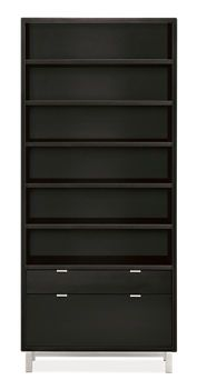 Copenhagen Bookcase with Files - Storage & Files - Office - Room & Board