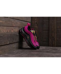 promo code 33404 d4887 Authentic Nike Air Max 97 Ultra 17 Gs Black Metallic Gold Pink Prime  Trainer Sale Air