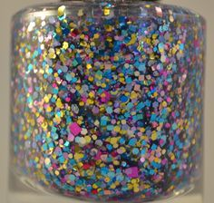 Ornamental My Dear Watson ($10.00) ~ COMING SOON ~ A clear based glitterbomb, that includes every colour you might see on your tree. (Season of Sparkle Collection)