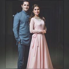 My favourite couple ever! Aiza Khan and Danish taimoor