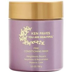 Ken Paves You Are Beautiful Fine Conditioning Mask