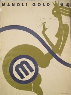 MoMA | The Collection | Wilhelm Deffke. Manoli Gold. 1929