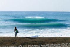 "photo ellis via surfer "" Surf Line, Double Photo, Hawaii Surf, Surf Trip, Water Photography, Surf Style, Surf Girls, Surfboard, Caribbean"