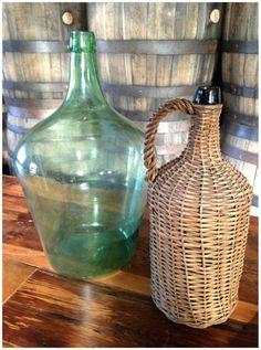 Sneak Peek: Demijohn Glass | A La Crate Vintage Rentals, Madison, Wisconsin