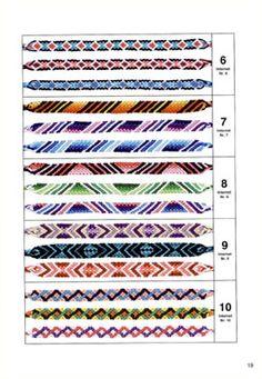 kostenlose anleitung buntes armband knpfen free diy tutorial colorful bracelet via dawandacom jewelry pinterest colorful bracelets diy tutorial - Armbander Knupfen Muster