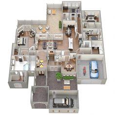Com house blueprints, house layouts, sims house plans, dream house Sims House Plans, House Layout Plans, Dream House Plans, House Layouts, House Floor Plans, Sims 4 Houses, Big Houses, House Illustration, House Blueprints