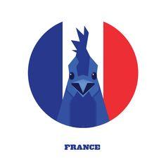 Group E - Animal Worldcup 2014 Ecuador,#LaTri,The Tri-ColorFrance,#Bleus,Honduras,#LaHNoEsMuda,The H is not Silent,Switzerland,#SFVA...
