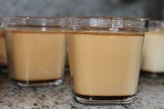 """INGREDIENTS : pour 6 pots """"multidélices"""" - 500 ml de lait - 70 g de sucre en poudre - 3 càs de café soluble - 3 oeufs entiers facultatif : du caramel liquide pour mettre au fond de chaque pot PREPARATION Classique : - porter à ébullition le lait avec..."""