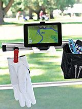 Golf Cart Clamp Organizer   Solutions
